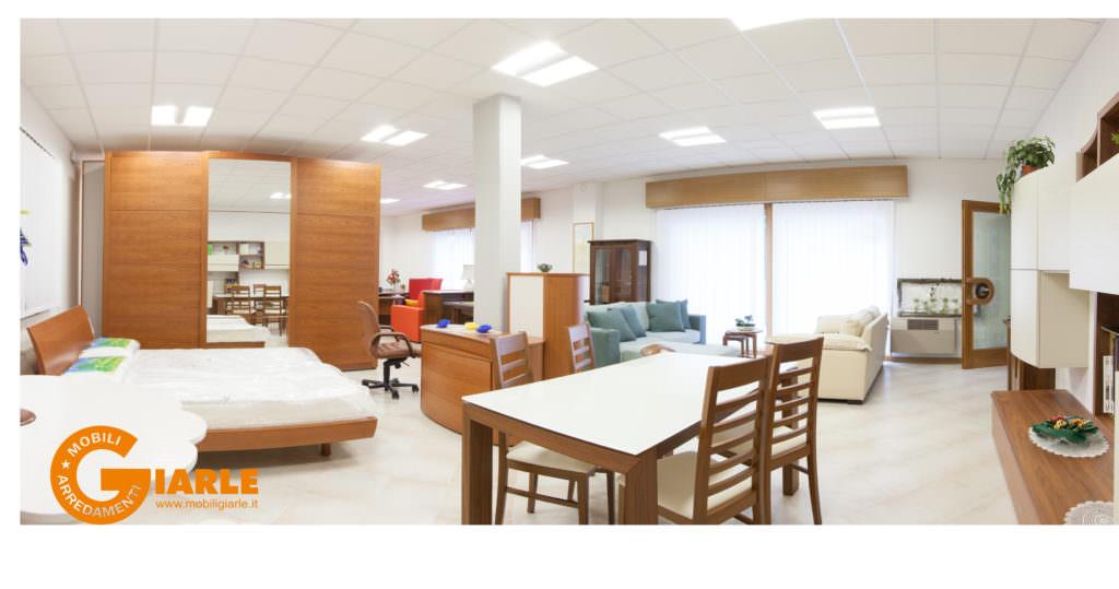 Showroom mobili giarle produzione arredamenti e mobili for Showroom mobili