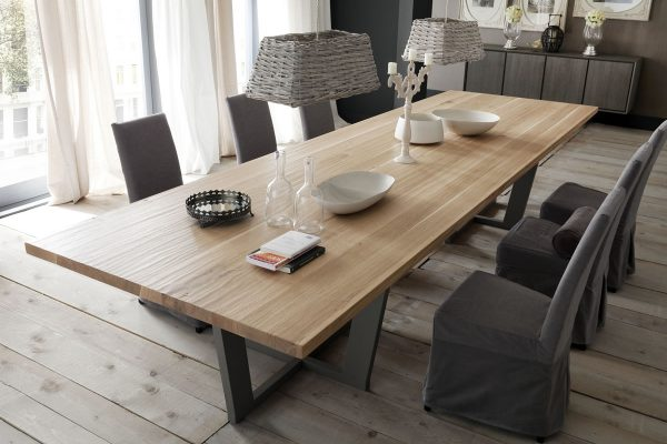 LB-TA7928 Tavolo Parigi con doppio basamento Road/Table Parigi with double basement Road (L.4000 x P.1200 x H.750) - EC-SED802 Sedia Margherita/Chair Margherita (L.470 x P.490 x H.970/480) - LB-ZG7122S Madia Nook 4 ante sospesa/Hanged a doors sideboard Nook (L.1975 x P.500 x H.595) - LB-ZG7140 Elemento Nook 4 ante/Unit Nook with 4 doors (L.1150 x P.500 x H.1535)