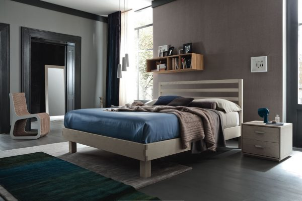LB-ZN7240 Letto Wall/Bed Wall (L.1680 x P.2050 x H.1050) - LB-ZG7161 Cubotto Nook a giorno/Compartment Nook (L.300 x P.260 x H.300) - LB-ZG7162 Cubotto Nook a giorno/Compartment Nook (L.600 x P.260 x H.300)