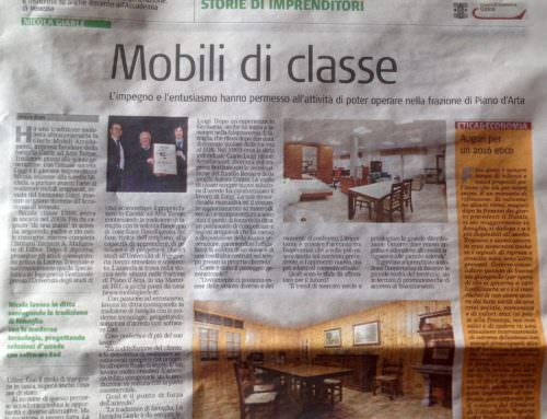 Articolo Udine economia